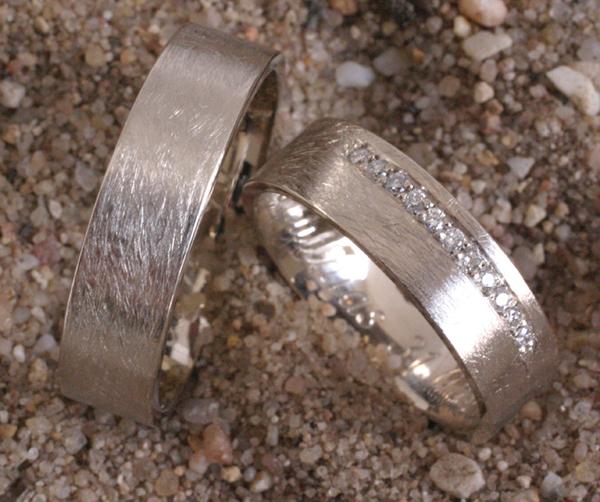 Trauring (IM255) - Goldschmied Eheringe